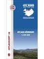 9789979331346 - Island Atlaskort 18 Eyjafjördur 1:100.000