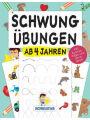 9798647071545 - Schwungübungen ab 4 Jahren: Erste Schwünge, um Schreiben, Lesen & Zeichnen zu lernen. Grosser A4 Vorschulblock ab Kindergarten & Vorschule für Konz