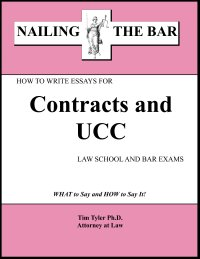 issues regarding contracts essay